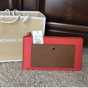 MK -Authentic Clutch Bag